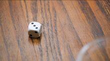 Three dice pips