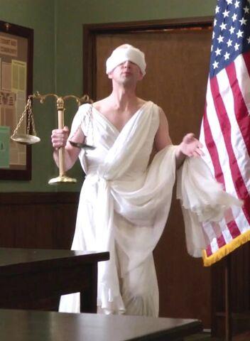 File:Dean Pelton as Blind Justice.jpg