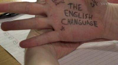 The English Changuage