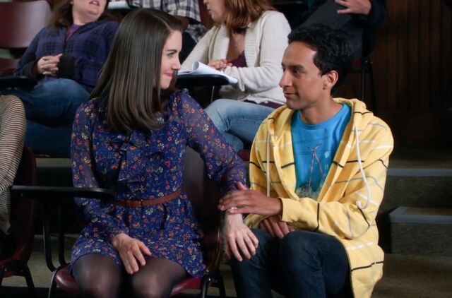 Annie and Abed Season Three