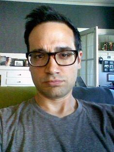 Ryan Ridley Writer