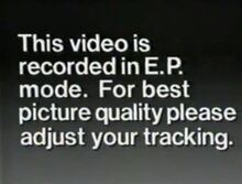 VCR Tracking Reminder IDs