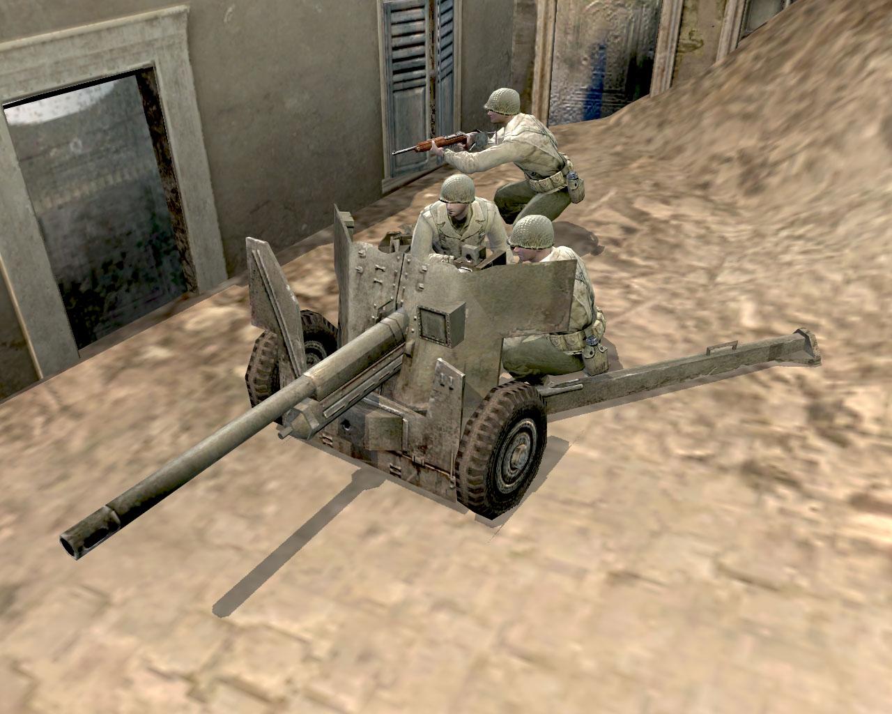 German 50 Mm Anti Tank Gun: Company Of Heroes Wiki