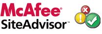 File:McAfee SiteAdvisor Logo.png