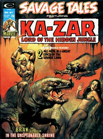 File:Savage Tales 7 Nov. 1, 1974.jpg