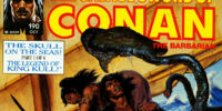 Savage Sword of Conan 190