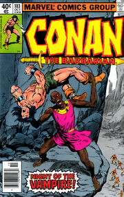 Conan the Barbarian Vol 1 103