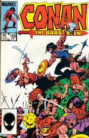 Conan the Barbarian Vol 1 169