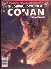 Savage Sword of Conan Vol 1 79