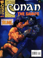 Conan The Savage -4