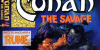 Conan the Savage 4