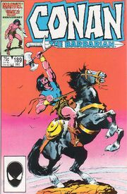 Conan the Barbarian Vol 1 189
