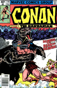 Conan the Barbarian Vol 1 110