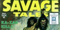 CONAN&KAZAR (Savage Tales 1971-1975)