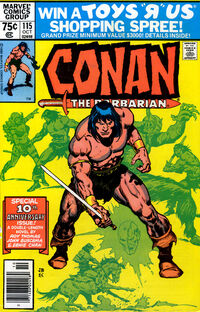 Conan the Barbarian Vol 1 115