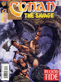 Conan The Savage -3