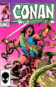 Conan the Barbarian Vol 1 162
