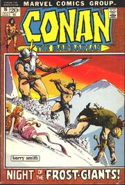 Conan the Barbarian Vol 1 16