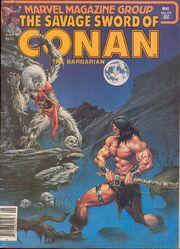 Savage Sword of Conan Vol 1 64