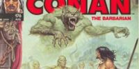 Savage Sword of Conan 176