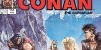 Savage Sword of Conan 154