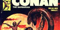 Savage Sword of Conan 46