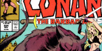 Conan the Barbarian 224