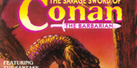 Savage Sword of Conan 225