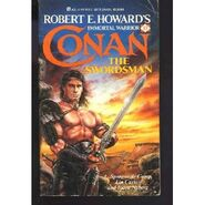 Conan the Swordsman Ace 1987