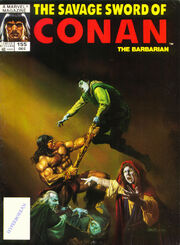 Savage Sword of Conan Vol 1 155