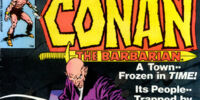 Conan the Barbarian 122
