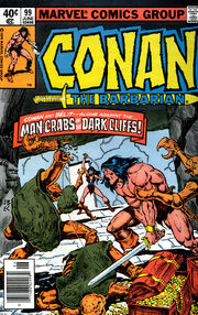 Conan the Barbarian Vol 1 99