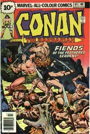 Conan the Barbarian Vol 1 64