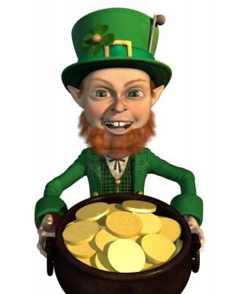 irish leprechaun game