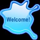 Splash Welcome