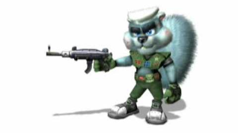 Conker Live and Reloaded - Grunt