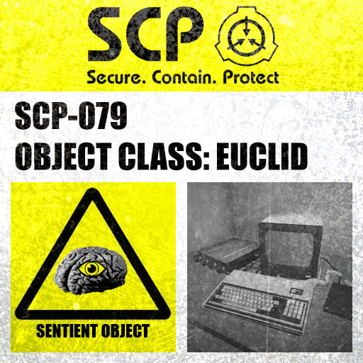 Image result for scp 079