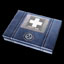Inventory Blue First Aid Kit