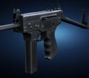 Пистолет-пулемёт Кедр / Галерея камуфляжей