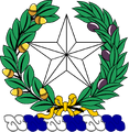 Crest of the Armed Forces of Brazoria.png