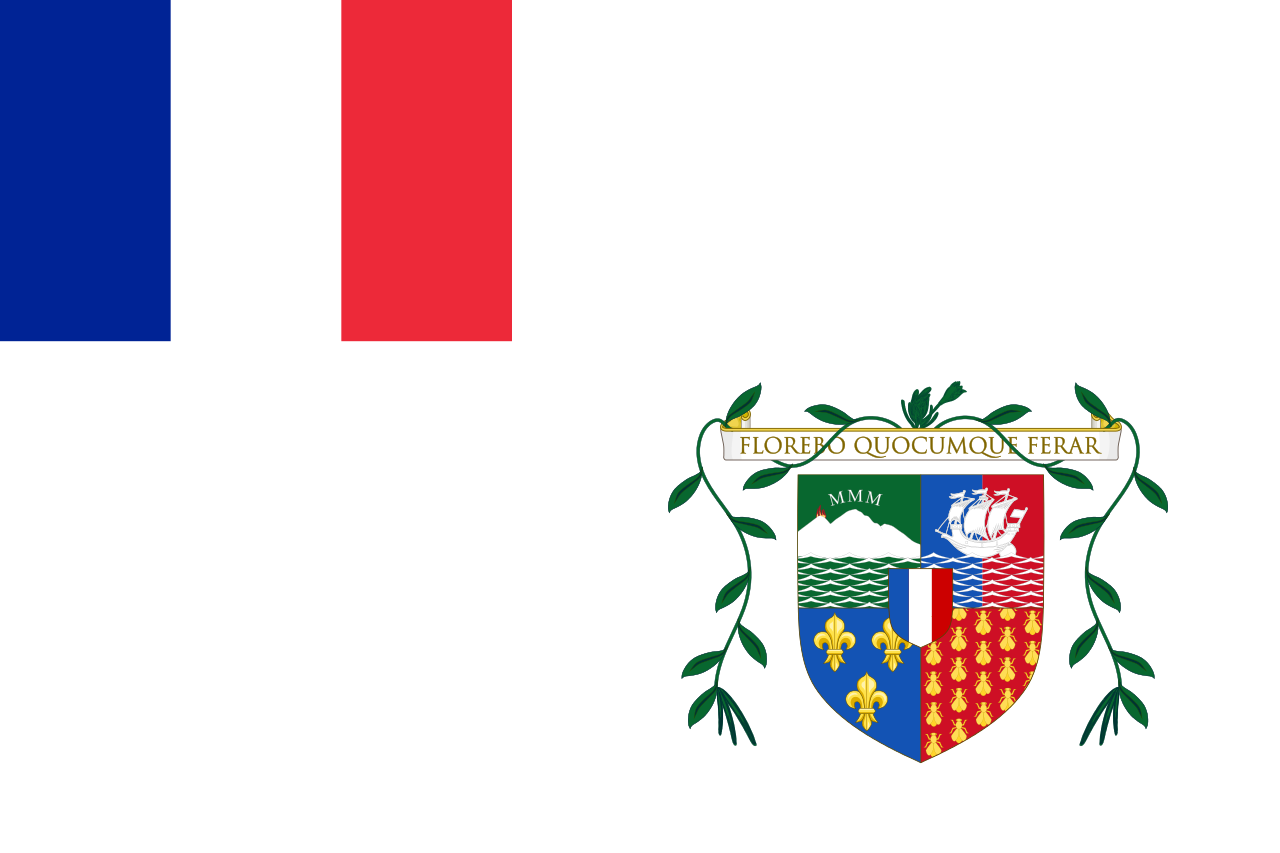 Crozet Islands Flag