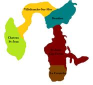 Occitania communes