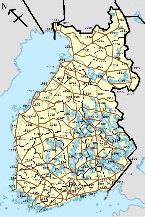 Rautatiet Suomi