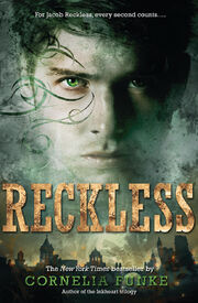 Reckless paperback cover