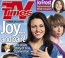 TV Times coverage in the 2010s