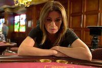Carla gambling