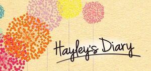 Hayley's Diary