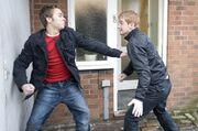 David Fights Gary
