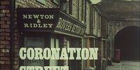 Coronation Street in 1981