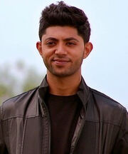 Zeedan Nazir 2014